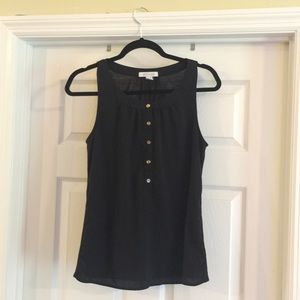 Kenneth Cole Reaction nice tank blouse